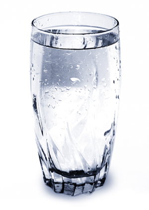 Water can help prevent hemorrhoids.